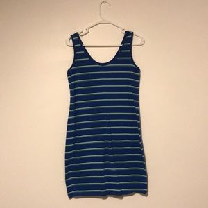 Mossimo fitted tank dress